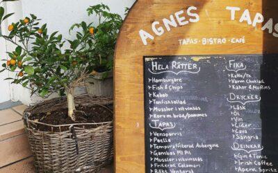 Agnes Tapas