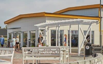 Glassbutiken i Slöinge