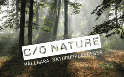 C/O Nature – Hållbara Naturupplevelser
