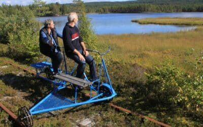 Station Sågen – Outdoor på Spåret!